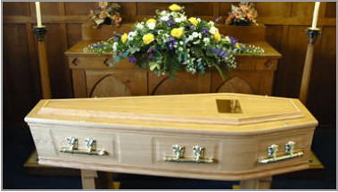 The Holmwood coffin