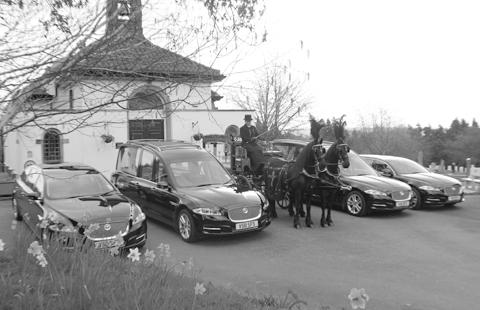 Sherlock Funerals - Modern Fleet